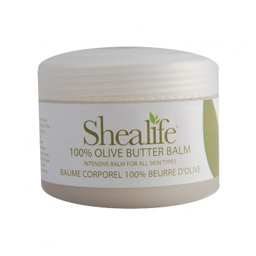 Shea Life 100% Olive Butter Body Therapy Balm, 100g