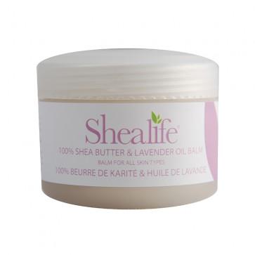 100% Shea & Lavender Balm, 100g