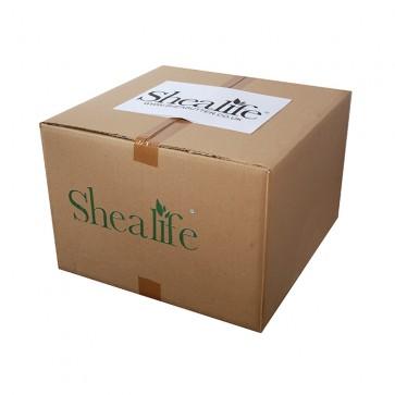 Shea Life100% Organic Refined Shea Butter, TRADE, 5Kg