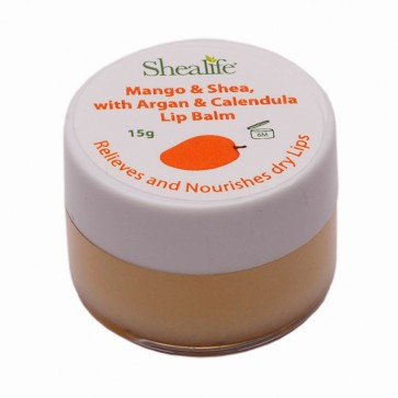 Mango & Shea, with Argan & Calendula,15g