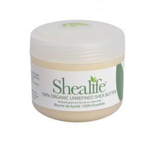 Shea Life 100%  Organic Unrefined Shea Butter, 100g