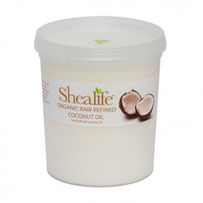 Coconut  Oil, Organic 100% Refined , 1Kg