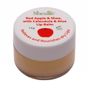 Red Apple & Shea, with Aloe & Calendula, 15g