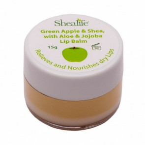 Green Apple& Shea, with Aloe & jojoba,15g
